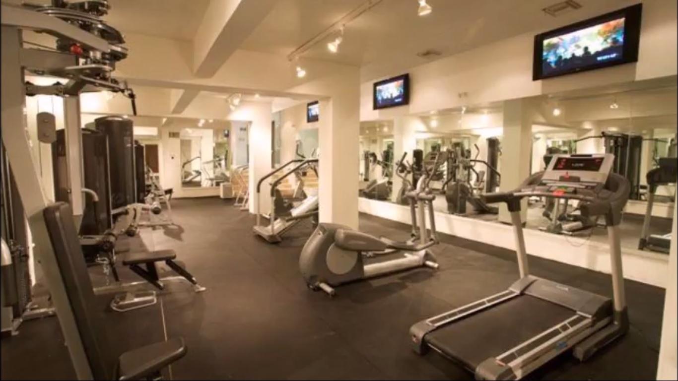 Hotel Secreto Gym