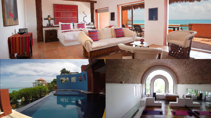 La casa de los sueños Isla Mujeres