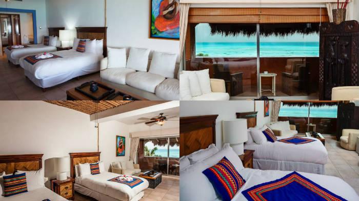 Villa Doble con vistas al mar en La Casa de los Sueños