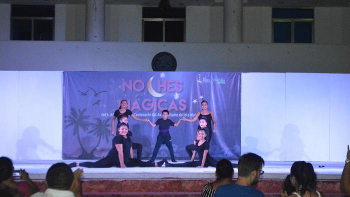Actividades culturales en Isla Mujeres