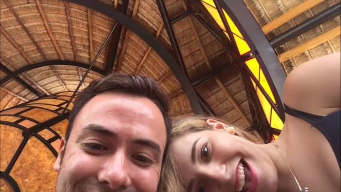 Luna de miel en Isla Mujeres