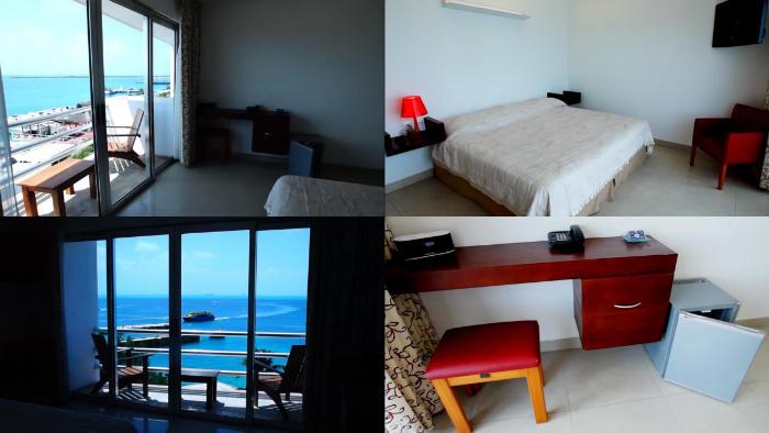 Bahía Chac Chi habitación