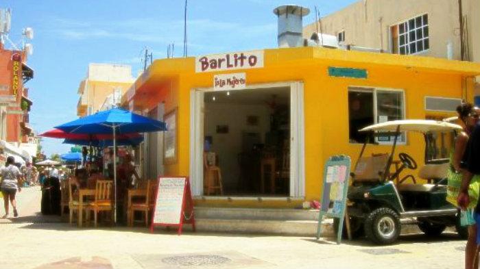 Barlito Restaurant Isla Mujeres