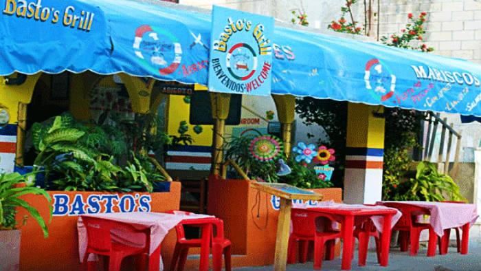 Bastos Grill Restaurant Isla Mujeres