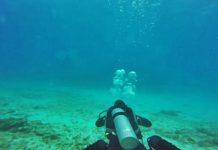 Bucear en Isla Mujeres