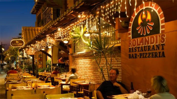 Casa Rolandi Restaurant Isla Mujeres