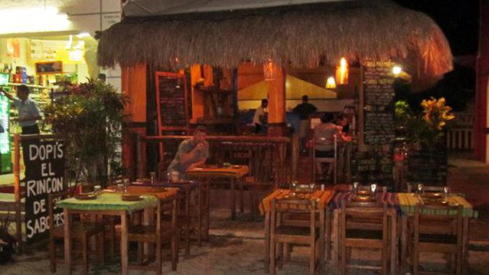 Dopis Restaurant Isla Mujeres