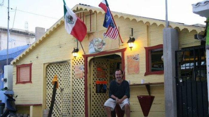 Pita Amore Restaurant Isla Mujeres