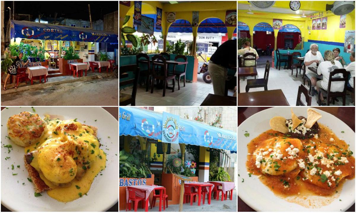 Bastos Grill Isla Mujeres