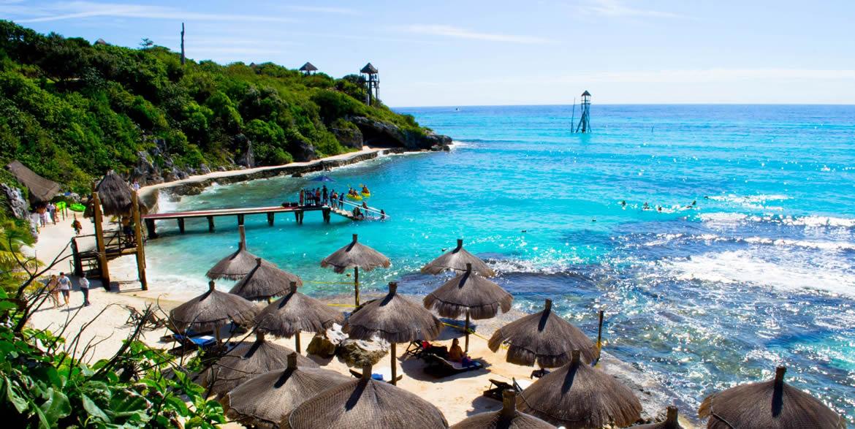 Isla Mujeres en Catamaran 3