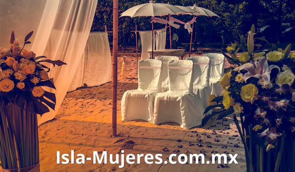Bodas en Isla Mujeres 1