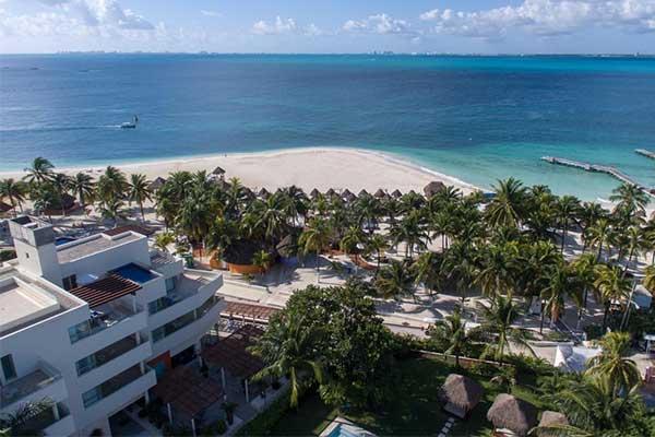 hotel privilege aluxes en Isla Mujeres