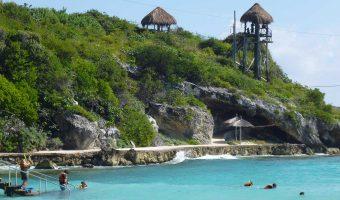 Isla Mujeres en Catamaran 2