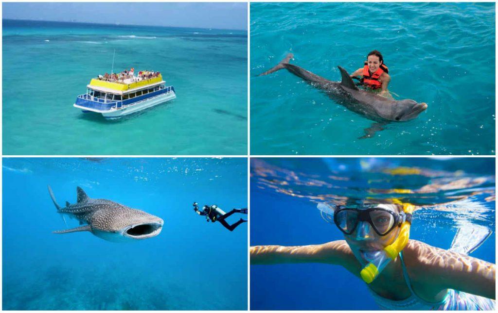 Tour en Isla Mujeres
